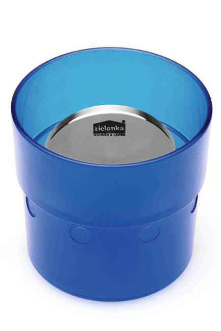 Fridge cup blue