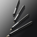 Lamy dialog3 phasenmotiv pianoblack low