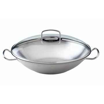 Fissler profi wok glasdeckel