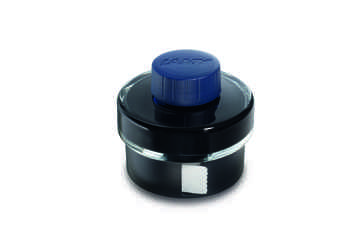 Lamy t52 ink blue black print