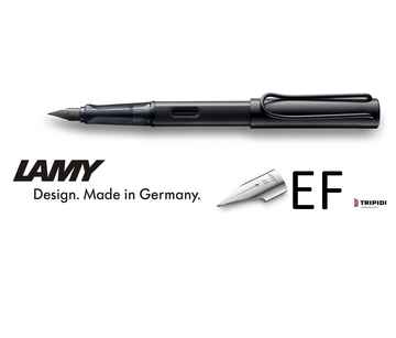 Lamy al star 071 black ef