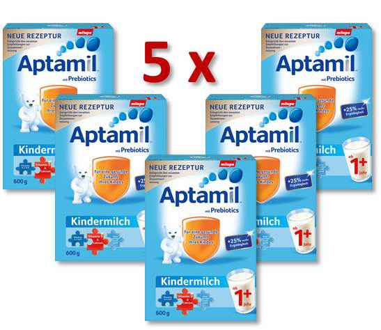 Aptamil 1  600 5 packs