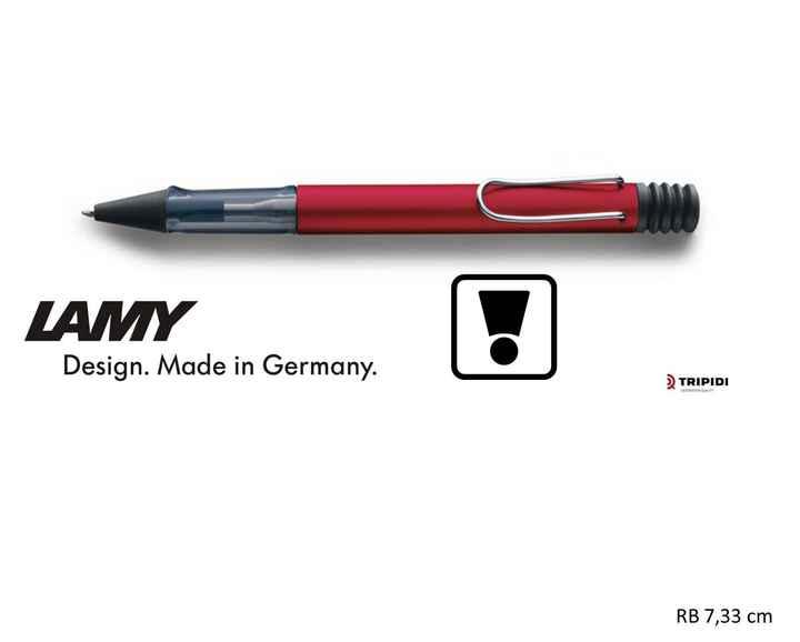 Lamy Al-Star Kugelschreiber