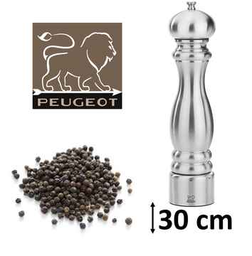 32517 peugeot 30 paris steel pepper