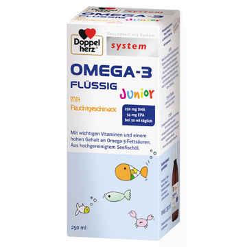 3063436 doppelherz system omega 3 fl%c3%9cssig junior