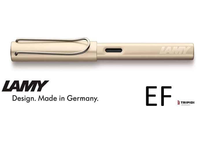 Fountain Pen Lamy LX Palladium PD Stylus Pen EF