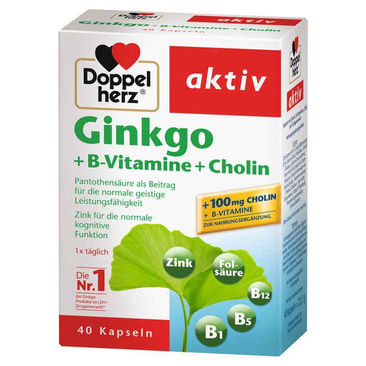 Doppelherz ginkgo   b vitamine