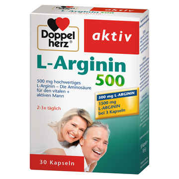 Doppelherz l arginin 500
