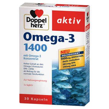 3063830 doppelherz omega 3 1400