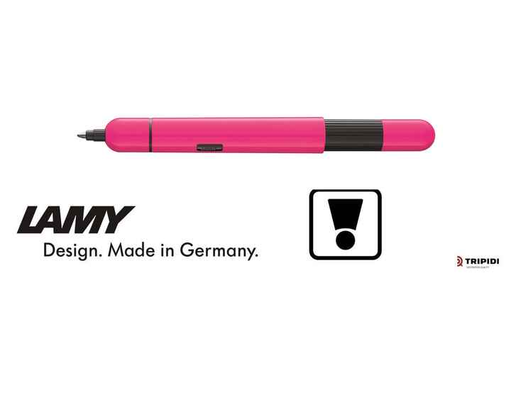 Lamy 288 pico neon pink