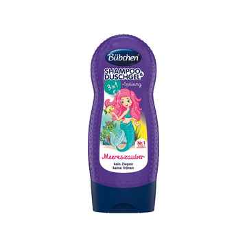 Buebchen kids 3in1 shampoo shower spuelung freche zwerge 230ml   kopie   kopie