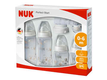 Nuk first choice plus perfect start plus set tripidi