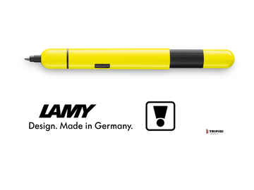 Lamy pico neon gelb 2