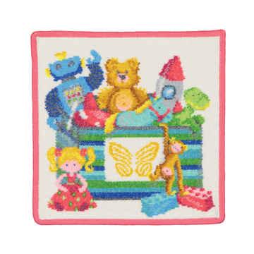 Toybox 2 25x25 pink