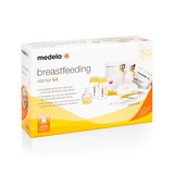 Medela collecting breastfeeding starter kit pack