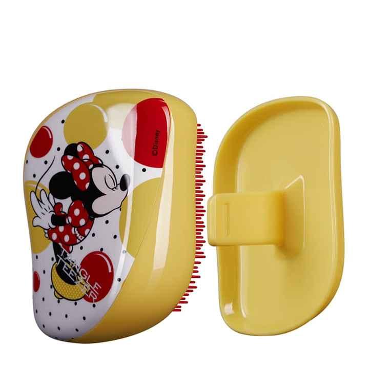 Tangle teezer compact styler minnie mouse sunshine yellow 1   tripidi