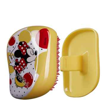Tangle teezer compact styler minnie mouse sunshine yellow 1   tripidi