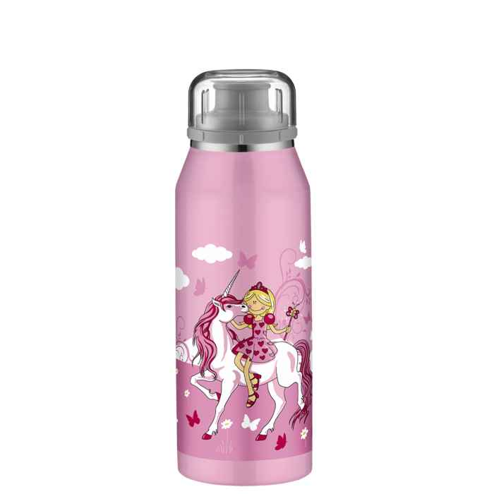 Alfi insulated bottle isobottle kids einhorn rosa 0 35l