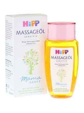 Hipp mamasanft massage oel 100ml tripidi 1
