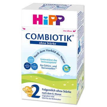 Hipp 2 bio combiotik no starch