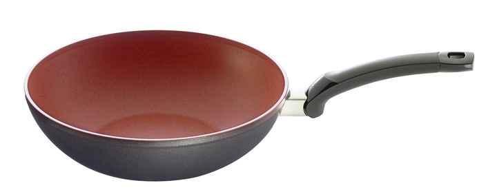 Senseored asia wok