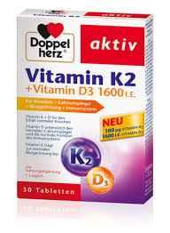 Tripidi doppelherz vitamin k2 vit d3