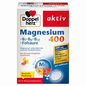 Tripidi doppelherz magnesium 400 b