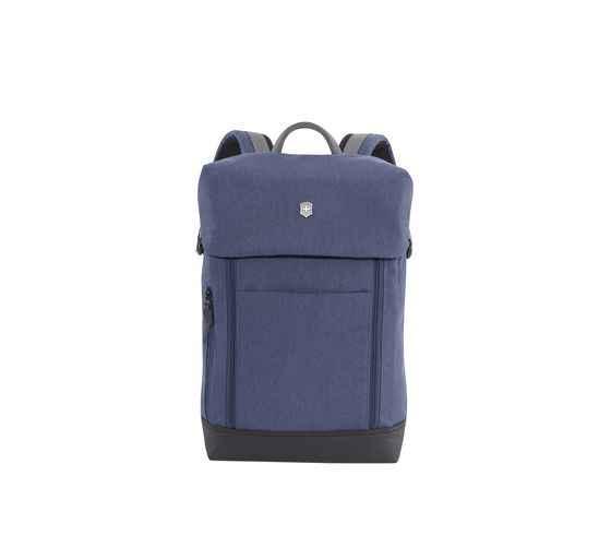Delux laptop backpack  deep lake 605312