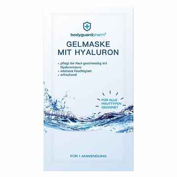 Ba hyaluron gel mask 10 ml