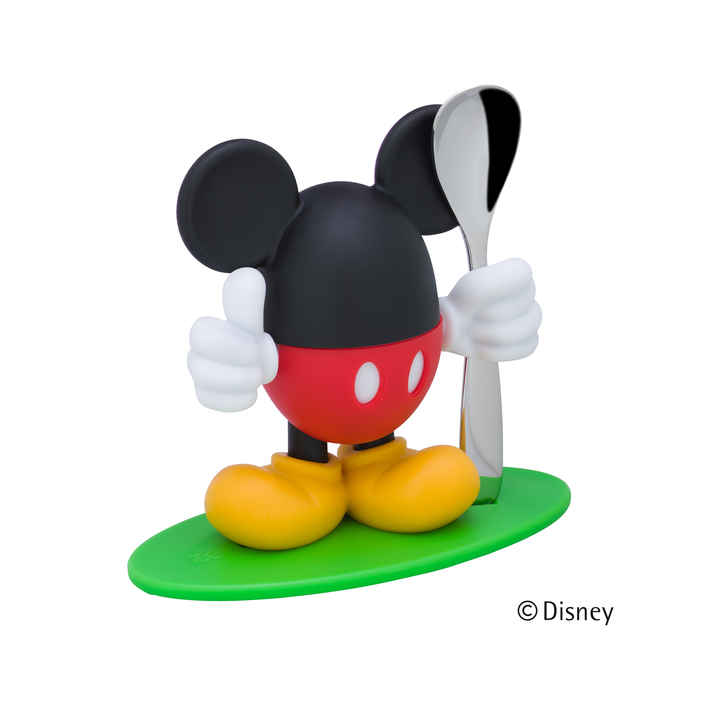 Eierbecher mickey mouse mit l%c3%b6ffel 1