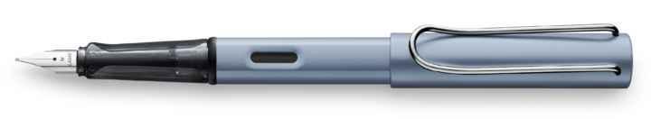 Lamy 038 al star fountain pen azure
