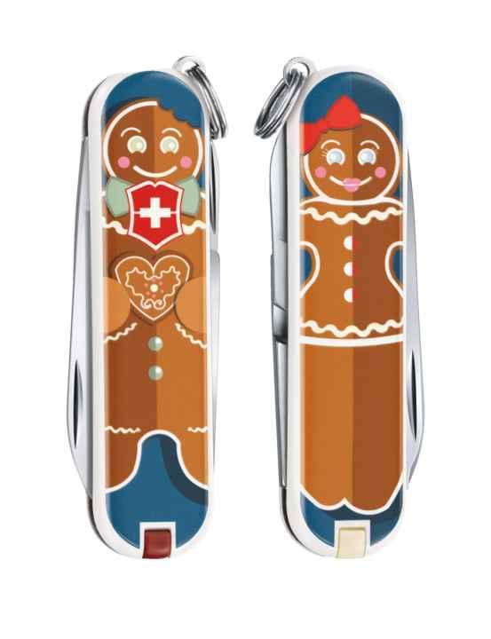 Victorinox classic limited edition 2019 food of the world gingerbread 3154002bmmhxnjvq8ipi